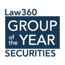 "Law360 Names BLB&G a 2017 ""Securities Group of the Year"""